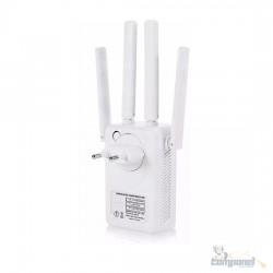 Repetidor Roteador Wifi 4 Antenas Pixlink